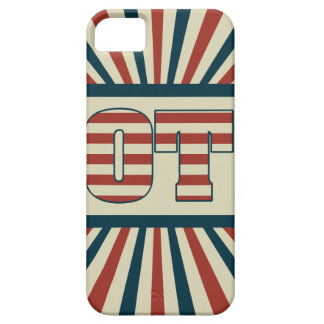 Engranaje de votación retro funda para iPhone SE/5/5s