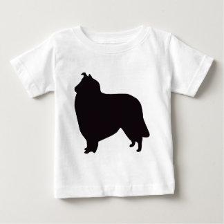 Engranaje del collie camisetas