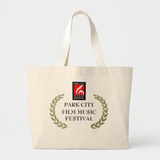 Engranaje del festival de música de película de Pa Bolsa Tela Grande