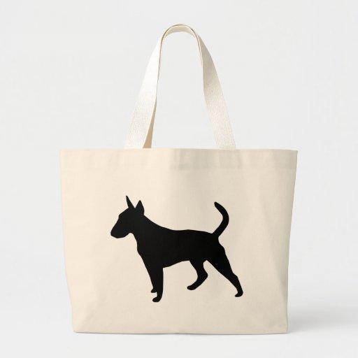 Engranaje miniatura de Bull terrier Bolsa