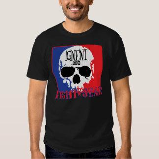 Engranaje para hombre T-Shirt_167 de la lucha de Camisetas