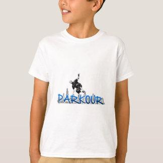 Engranaje urbano de Parkour Camiseta