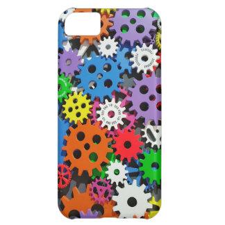 Engranajes, engranajes y más engranajes carcasa para iPhone 5C