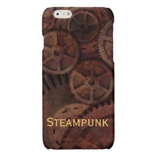 Engranajes oxidados de Steampunk