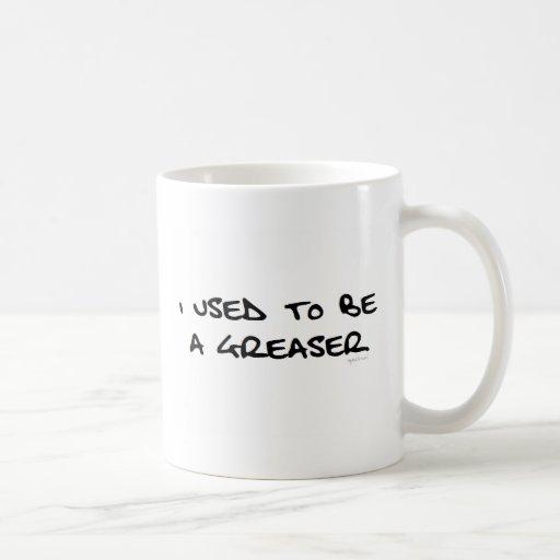 Engrasador Tazas De Café