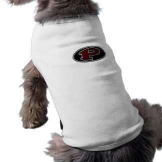 Engrasadores de Pearland Camiseta Sin Mangas Para Perro