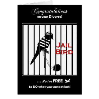 Enhorabuena del divorcio felicitacion