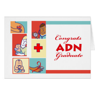 Enhorabuena en grado de socio en el oficio de tarjeta de felicitación