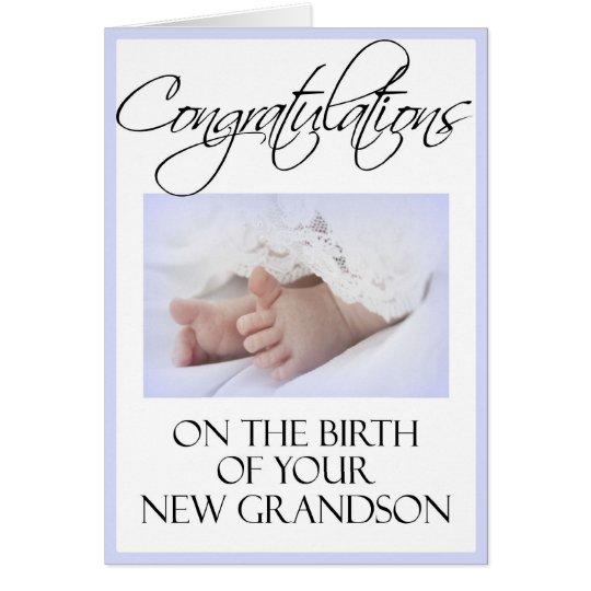Enhorabuena-Nueva tarjeta de felicitación del