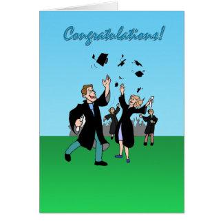 ¡Enhorabuena! Tarjeta