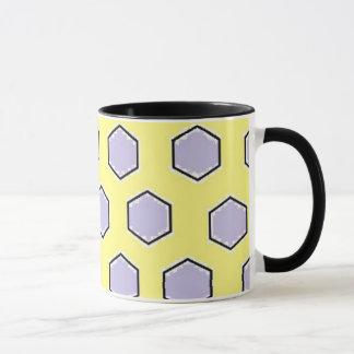 Ennegrezca el arte combinado de la taza de 11