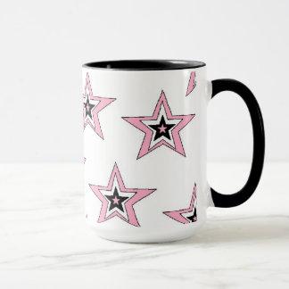 Ennegrezca el arte combinado de la taza de 15