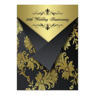 Ennegrézcase, invitación floral 2 del aniversario