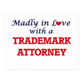 Enojado en amor con un abogado de la marca postal