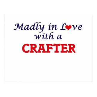 Enojado en amor con un Crafter Postal