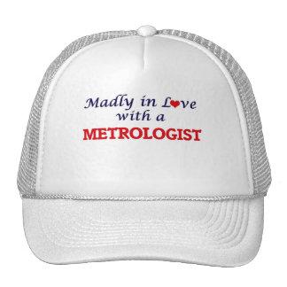 Enojado en amor con un metrólogo gorras