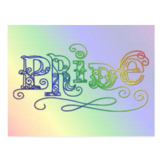 """""""Enorgullézcase"""" los productos del orgullo gay del Tarjeta Postal"""