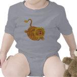 Enredadera animosa del bebé de Liger del dibujo an Camiseta