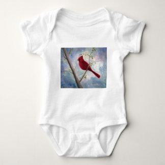 enredadera infantil cardinal body para bebé