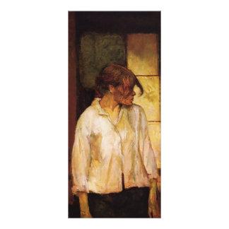 Enrique - Lautrec- en Montrouge (colorete del la d Lona Publicitaria