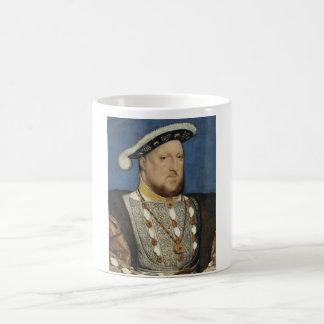 Enrique VIII - Hans Holbein el más joven Taza De Café