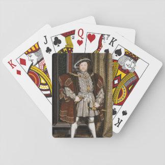 Enrique VIII - naipes