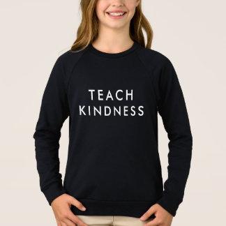 Enseñe a la camiseta de la amabilidad - proyecto
