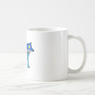 Ensueños internos taza de café
