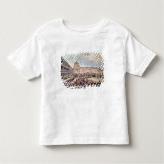 Entierro de Ludwig van Beethoven en Viena Camiseta De Bebé