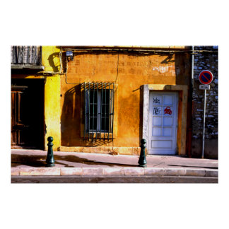 Entrada, Aix-en-Provence Impresiones