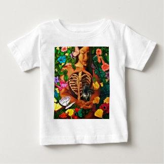 entrega camiseta de bebé