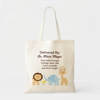 Entregado por el doctor New Arrival Baby Bag