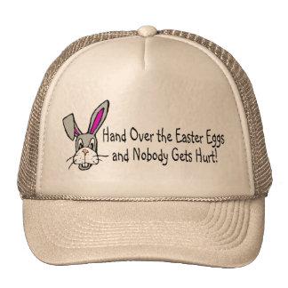 Entregue los huevos de Pascua y nadie consigue el  Gorras