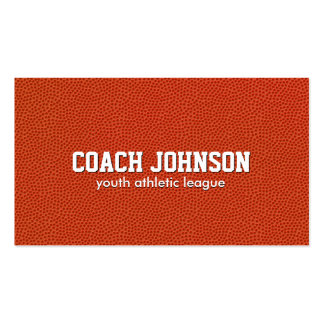Entrenador de béisbol de la juventud plantillas de tarjeta de negocio