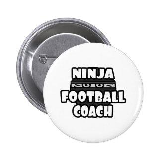 Entrenador de fútbol de Ninja Chapa Redonda 5 Cm