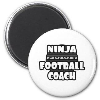 Entrenador de fútbol de Ninja Iman