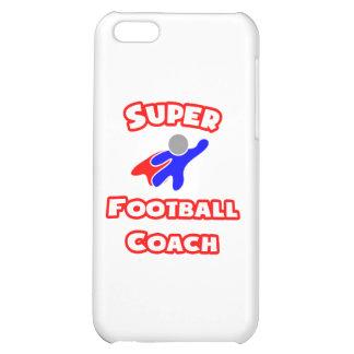Entrenador de fútbol estupendo