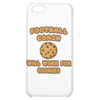 Entrenador de fútbol. Trabajará para las galletas