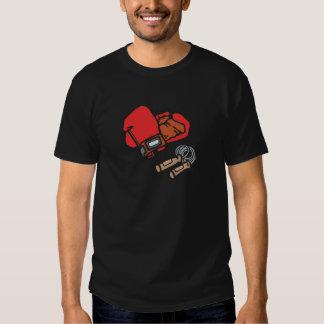 Entrenamiento del boxeo camisetas