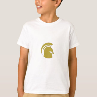 Entrenamiento personal espartano de oro de Rob Camiseta