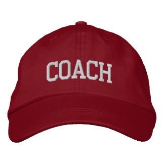 Entrene el gorra de béisbol/el casquillo bordados