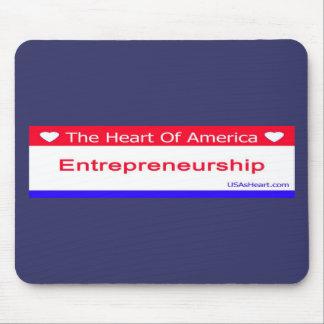 entreprenuershiip, empresario, libertad, los E.E.U Alfombrilla De Ratón