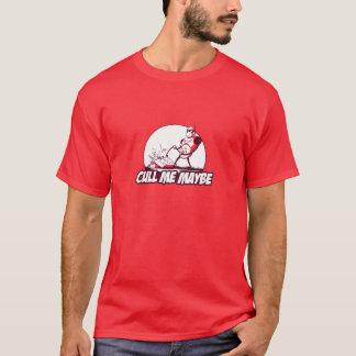 Entresaqúeme quizá camiseta