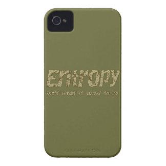 Entropía iPhone 4 Carcasas