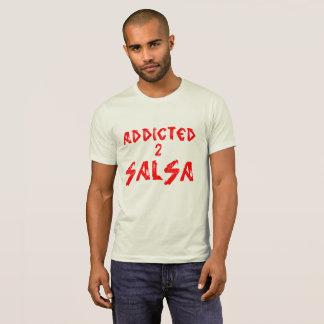 ENVICIADO a la camiseta de la SALSA