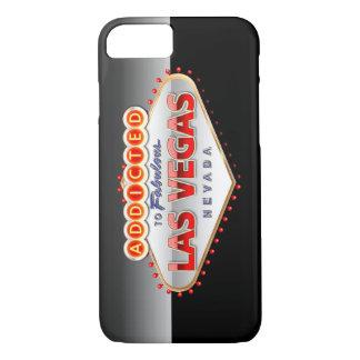 Enviciado a Las Vegas, muestra divertida de Nevada Funda iPhone 7