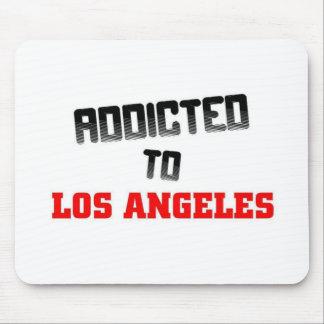 Enviciado a Los Ángeles Alfombrilla De Ratones