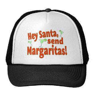 envíe los margaritas gorras