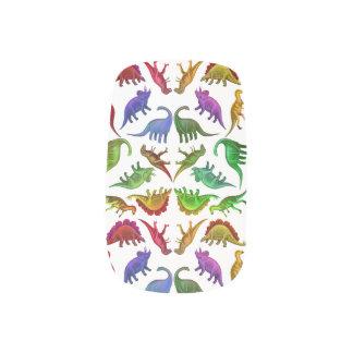 Envolturas Para Uñas Abrigos prehistóricos del arte del clavo de los