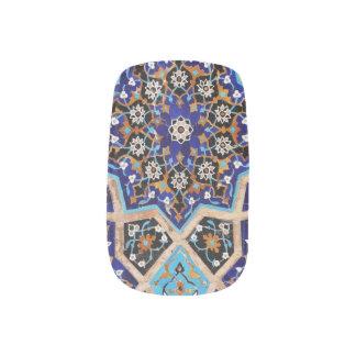 Envolturas Para Uñas Arte persa del clavo del cielo